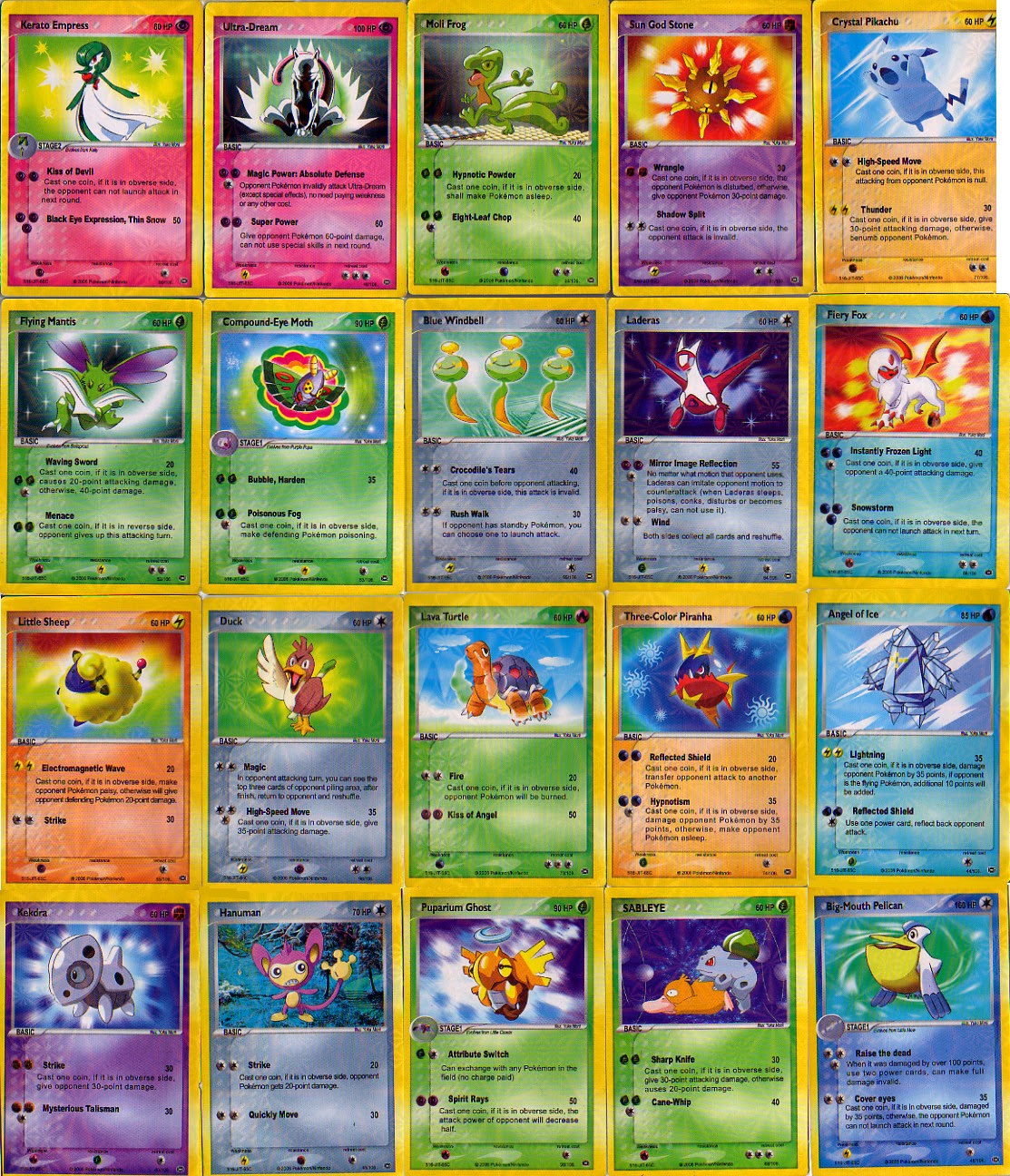 Pokemon Cards Information And Card Lists: How You Can Tell