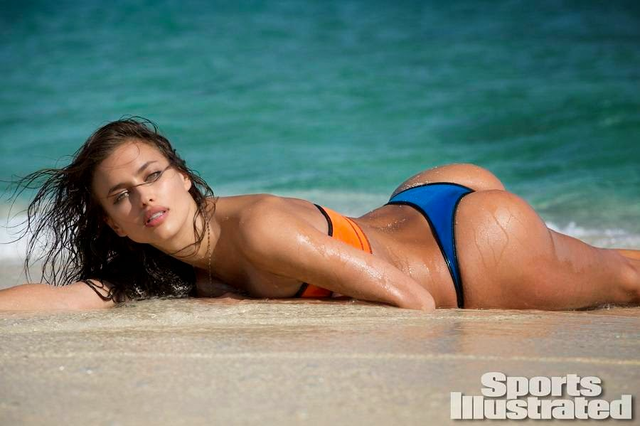 Irina Shayk Luciendo Cuerpazo En Sports Illustrated - PARTE 1. Foto 1