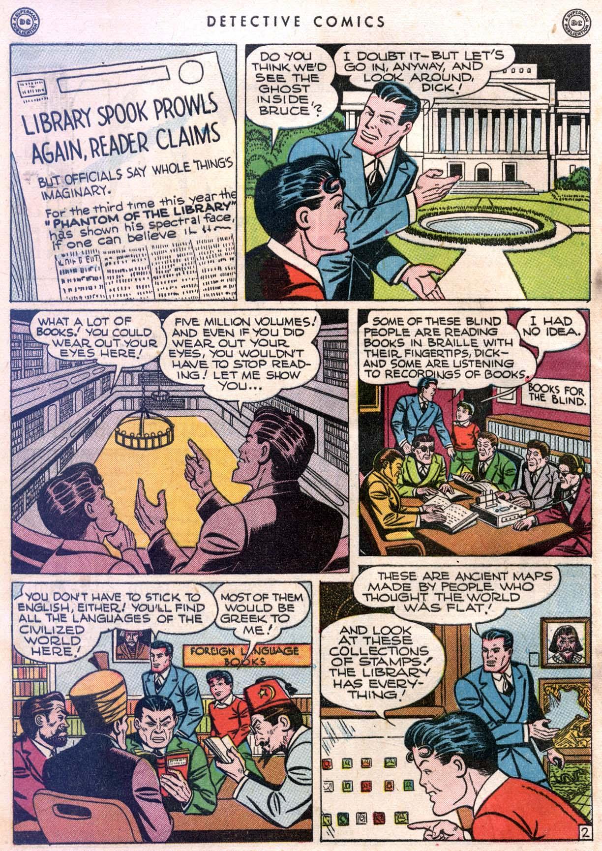 Read online Detective Comics (1937) comic -  Issue #106 - 4