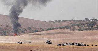 Turki Lancar 61 Serangan Ke Utara Syria Dalam 24 Jam