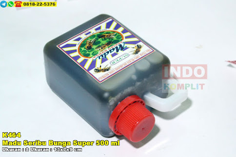 Madu Seribu Bunga Super 500 ml