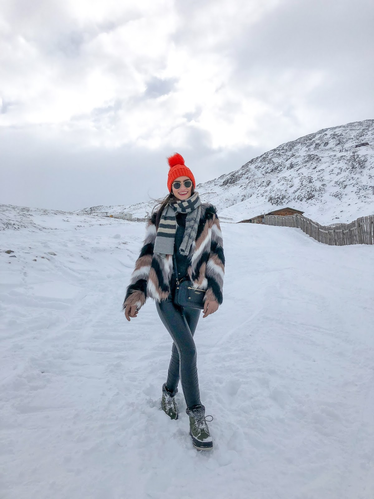 what to wear glencoe mountain ski resort