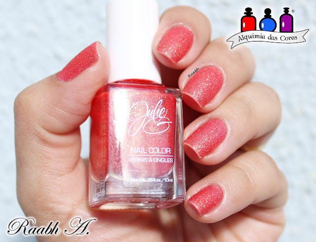 Julie G. Gumdrops Collection, Julie G. Sugar Rush, Esmalte Texturizado,