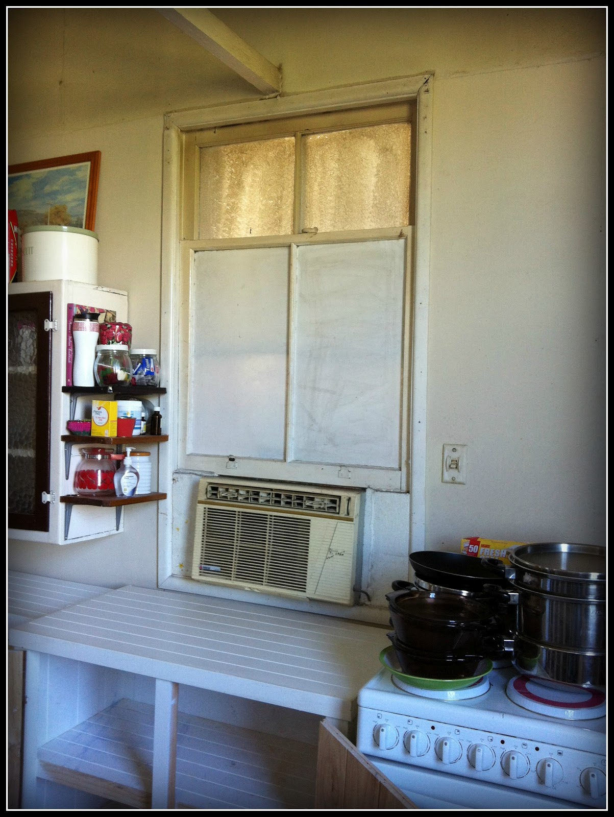 Flat Pack Kitchen Cupboards Thebouselife A Little Kitchen Reno In This Shabby Old