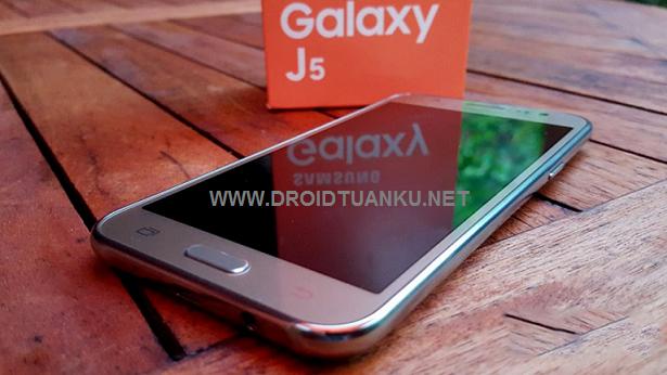 Cara Mengaktifkan Sinyal atau Jaringan 4G LTE Samsung Galaxy J5 Tanpa Root