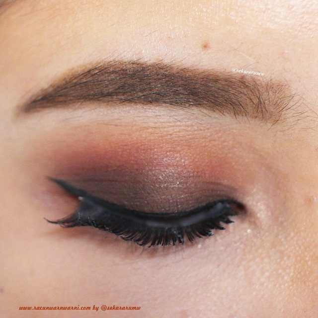EOTD Dark Autumn Make Up