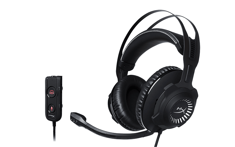 hyperx cloud revolver s gaming headset goes official in ph for php 7500