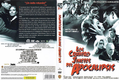 Los cuatro jinetes del Apocalipsis | 1962 | The Four Horsemen of the Apocalypse