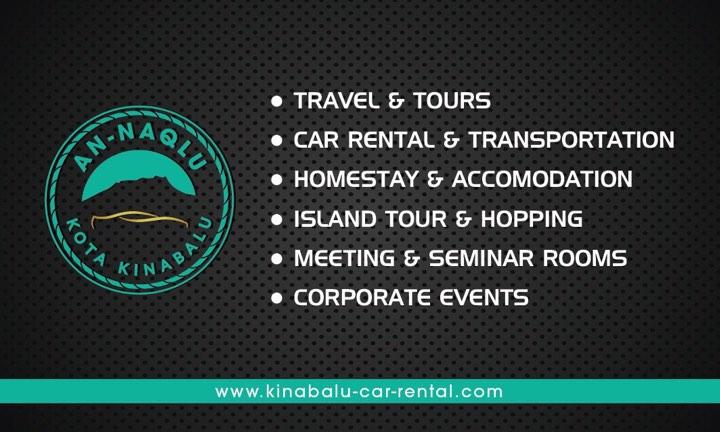 Servis tambahan An-Naqlu Kota Kinabalu Car Rental