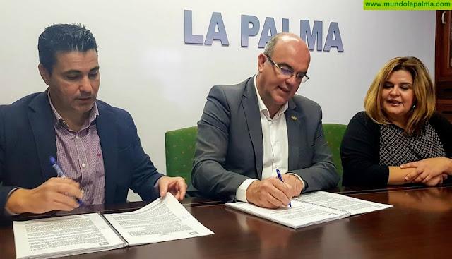 El Cabildo contrata las obras para concluir el Agromercado del Parque de Los Álamos
