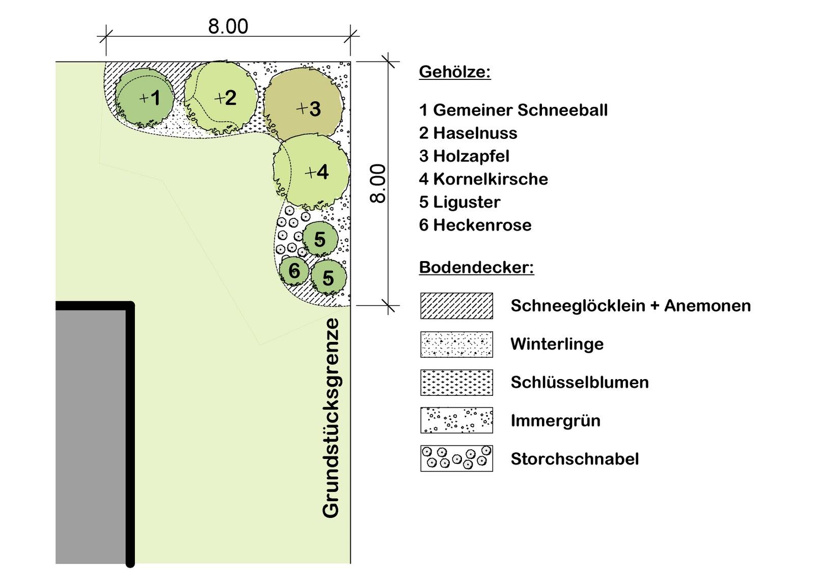 gartehag team vorschlag f r eine einheimische wildhecke im hausgarten. Black Bedroom Furniture Sets. Home Design Ideas