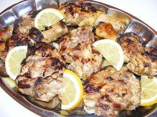 retete copane de pui marinate fripte la grill,