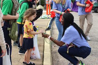 Montgomery Catholic Students Celebrate Mardi Gras 3