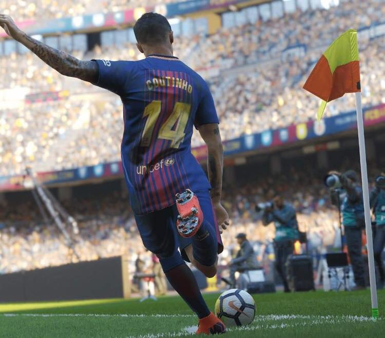 Sono girate online le prime immagini e i primi dettagli di Pro Evolution Soccer 2019