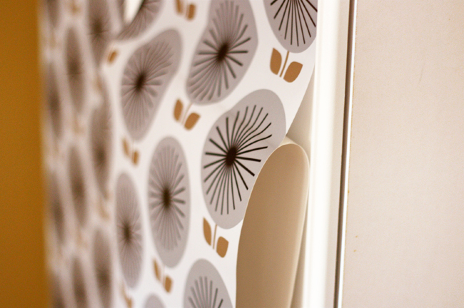 Removable wallpaper from Chasing Paper | How About Orange