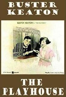 Portada El gran espectáculo - Buster Keaton