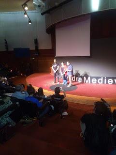 Foto del TEDx Almendra Medieval 2016