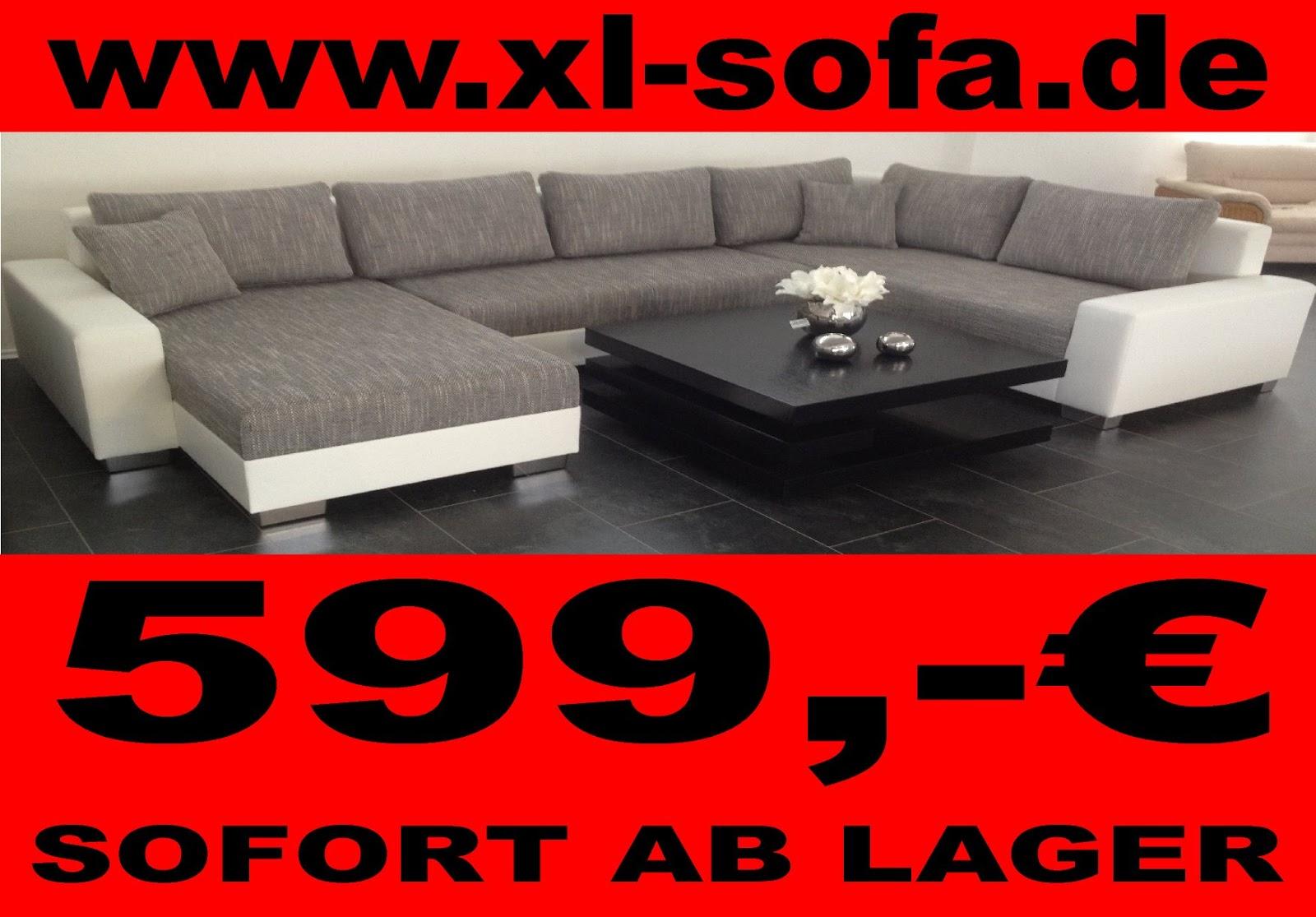 Sofa Xxl Wohnlandschaft Gunstig Sofa Guenstig Kaufen Mobelhaus