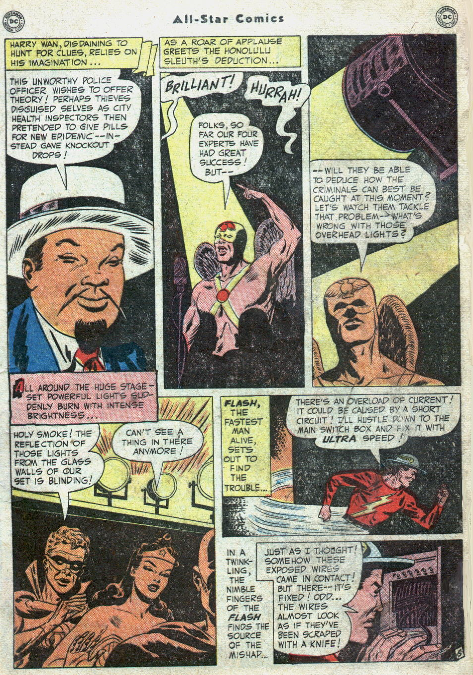 Read online All-Star Comics comic -  Issue #57 - 7