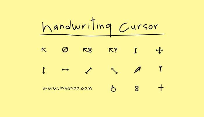 cara membuat cursor