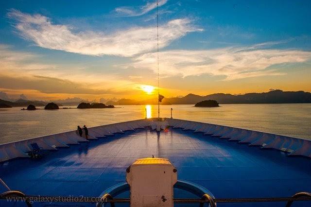Pelayaran Islamik Pertama di Dunia