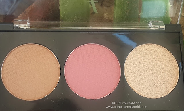 FACES Canada Ultime Pro Face Palette - Glow