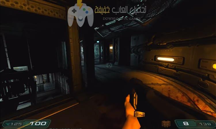 تحميل Doom 3 مضغوطة