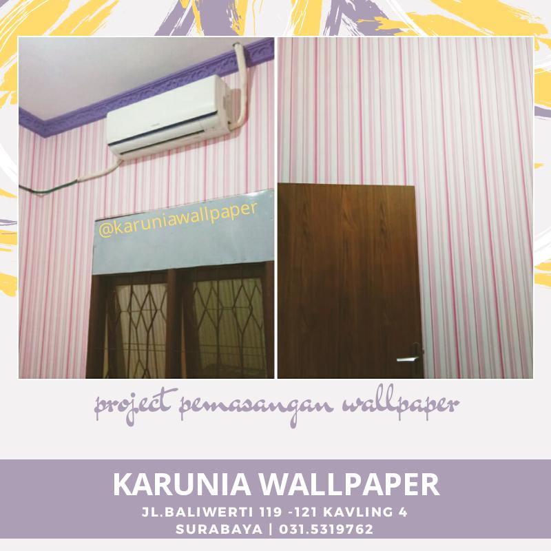 harga pasang wallpaper dinding