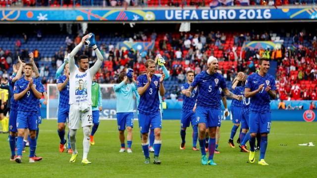 Republik Ceko vs Kroasia