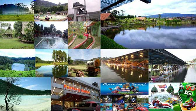 Paket Wisata Bandung Tour Murah di Bulan Valentine | Paket ...