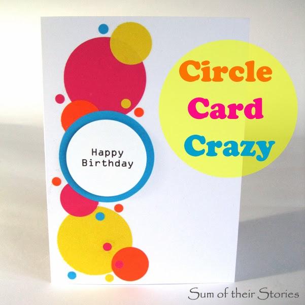 Circle Card Crazy