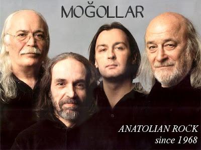 anadolu rock'u anadoluda türk rock'çılar