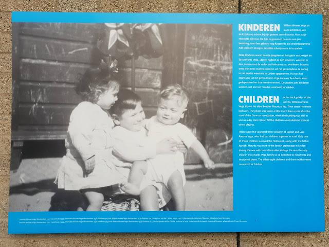 מוזיאון השואה אמסטרדם