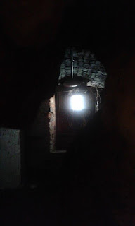 Stockport Heritage Trust's Dungeon Tour at the old Court Leet at Mealhouse Brow