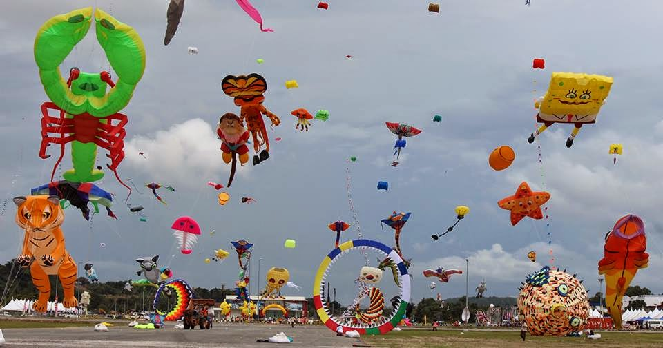 Kite Festival Organizer India July 2014