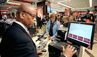 Credit card problems plague MACY'S...