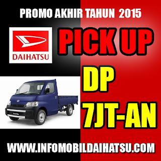 Promo Daihatsu Grand Max Pick Up Bandung Januari 2016, Kredit Daihatsu Grand Max Pick Up Bandung 2016, Harga Daihatsu Grand Max Pick Up Bandung 2016