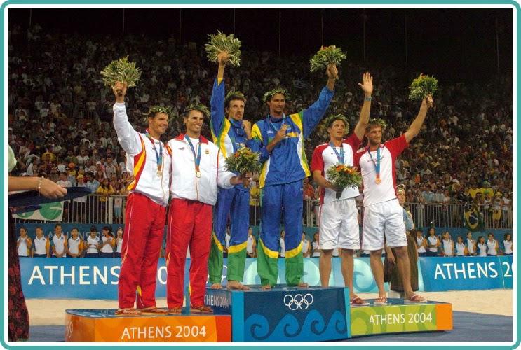 Protocool: Entrega De Medallas Olímpicas: Parte 3