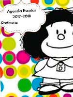 agenda escolar gratis de mafalda