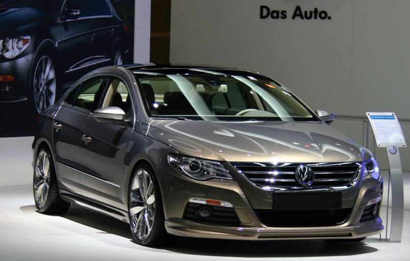 voitures et automobiles la nouvelle volkswagen passat cc 2012. Black Bedroom Furniture Sets. Home Design Ideas