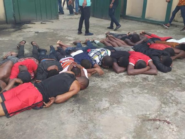 More Thugs Imported For Guber Election Nabbed in Akwa ibom