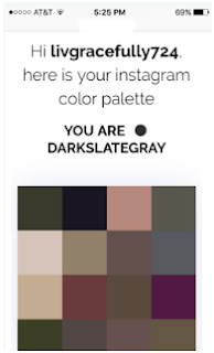 You Can Now Figure Out Your Instagram Color Palette, Thanks to This Handy Website