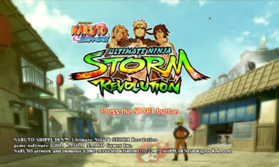 Download Naruto Senki Revolution Mod Full Character