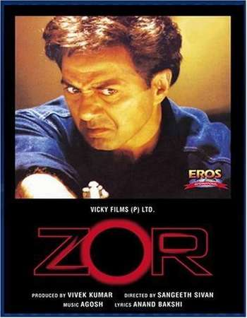 Zor Never Underestimate the Force 1998 Hindi 350MB HDRip 480p