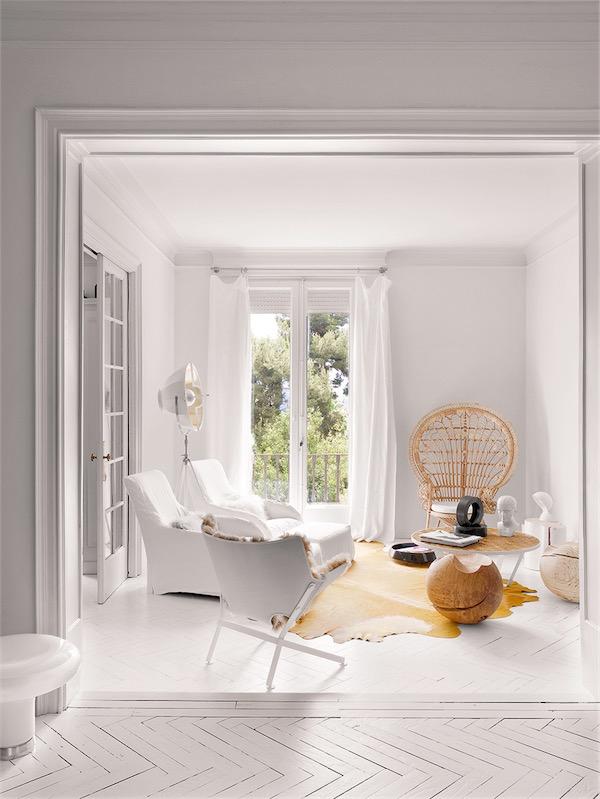 un piso eclectico y genial en barcelona original
