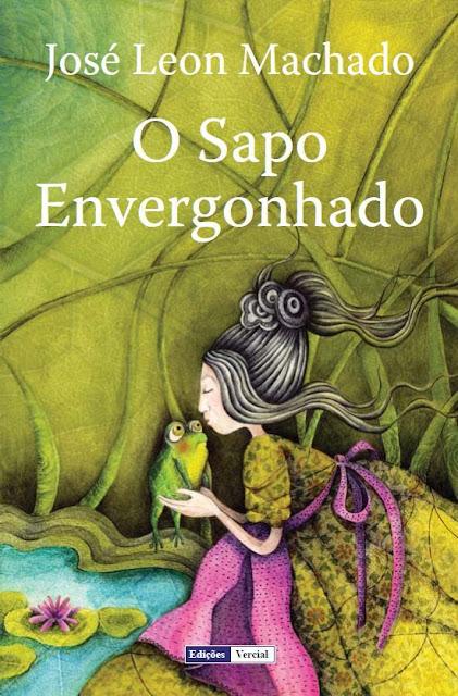 O Sapo Envergonhado Contos para a infância - José Leon Machado