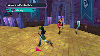 Monster High: New Ghoul in School (X-BOX 360) 2015
