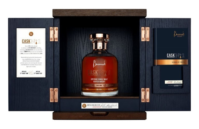 Benromach Cask No 1