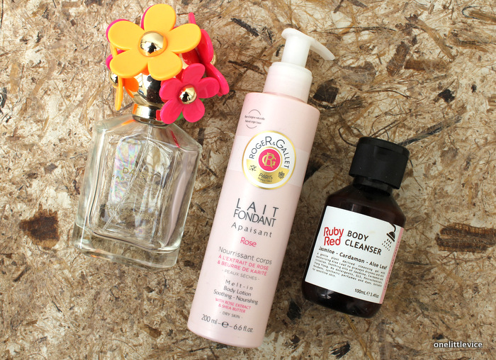 One Little Vice UK Beauty Blog: Bodycare and fragrance empties March 2015