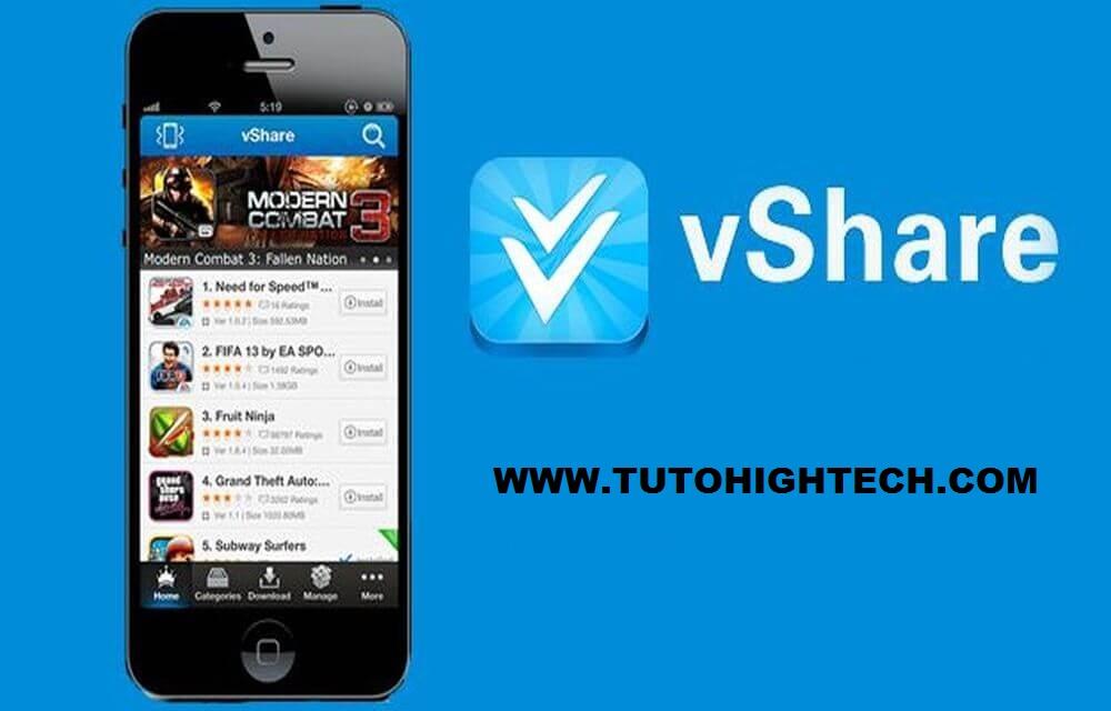 Télécharger vShare iOS App Store Gratuit